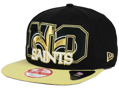 New Orleans Saints New Era NFL Big City 9FIFTY Snapback Cap