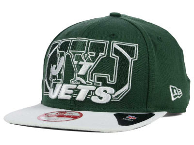 New York Jets New Era NFL Big City 9FIFTY Snapback Cap