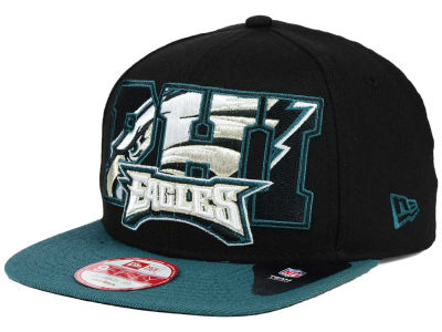 Philadelphia Eagles New Era NFL Big City 9FIFTY Snapback Cap