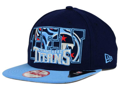 Tennessee Titans New Era NFL Big City 9FIFTY Snapback Cap