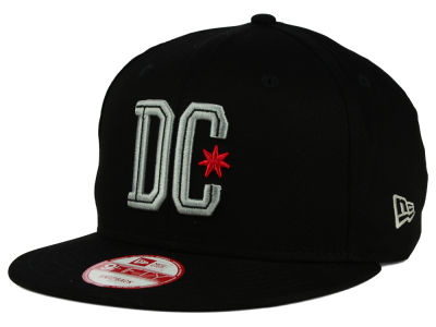DC Shoes RD Downdown Snapback Hat