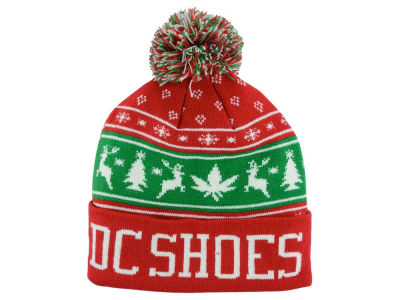 DC Shoes Christmas Puff Knit
