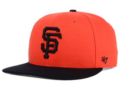 San Francisco Giants '47 MLB Sure Shot '47 Snapback Cap