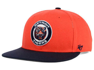 Detroit Tigers '47 MLB Sure Shot '47 Snapback Cap