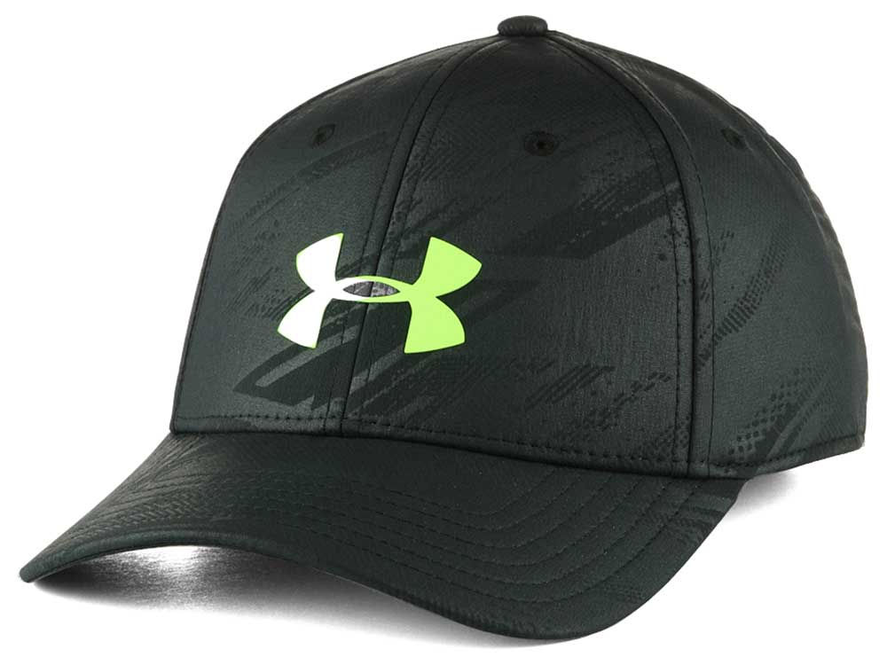 Under Armour Embossed Flex Cap  dc9e62cd06d