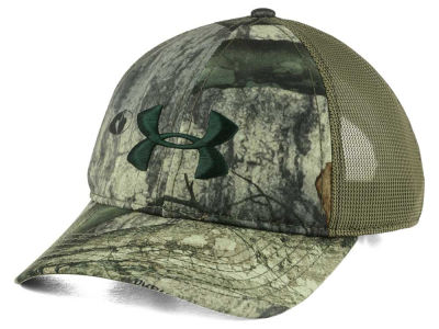 Under Armour Camo Mesh Realtree Max Cap