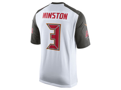 Tampa Bay Buccaneers Jameis Winston Nike NFL Men's Game Jersey
