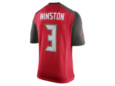 Tampa Bay Buccaneers Jameis Winston Nike NFL Men's Limited Jersey