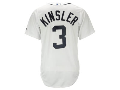Detroit Tigers Ian Kinsler Majestic MLB Men's Player Replica CB Jersey