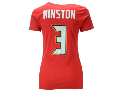 Tampa Bay Buccaneers Jameis Winston Nike NFL Womens Player Pride T-Shirt