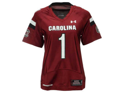South Carolina Gamecocks #1 Under Armour NCAA Youth Replica Football Jersey