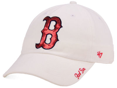 Boston Red Sox '47 MLB Dazzler CLEAN UP Cap