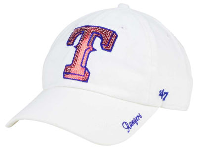 Texas Rangers '47 MLB Dazzler CLEAN UP Cap