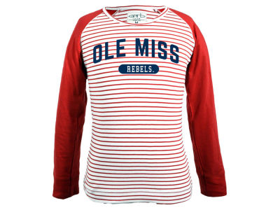 Ole Miss Rebels NCAA Toddler Girls Joelle Long Sleeve T-Shirt