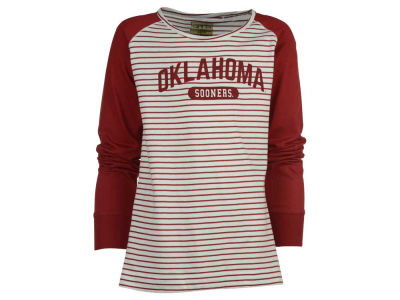 Oklahoma Sooners NCAA Youth Girls Joelle Long Sleeve T-Shirt