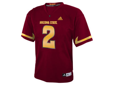 Arizona State Sun Devils #2 NCAA Youth Replica Football Jersey