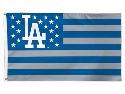 Los Angeles Dodgers 3x5 Flag - Stars & Stripes