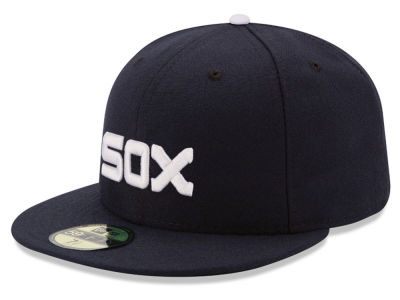 Chicago White Sox New Era MLB 2016 Turn Back The Clock 59FIFTY Cap