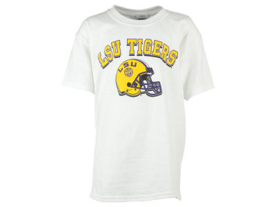 LSU Tigers NCAA 2 for $25  NCAA Youth Helmet Arch T-Shirt