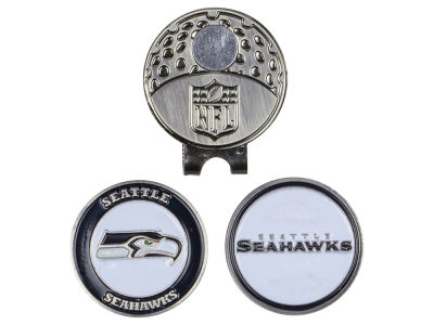 Seattle Seahawks 2-pack Marker Cap Clip