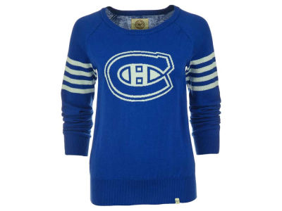 Montreal Canadiens '47 NHL Women's Drop Needle Sweater