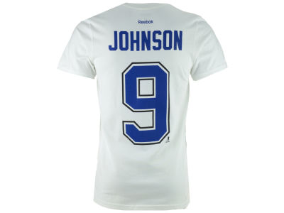 Tampa Bay Lightning Tyler Johnson Reebok NHL Men's Player T-Shirt