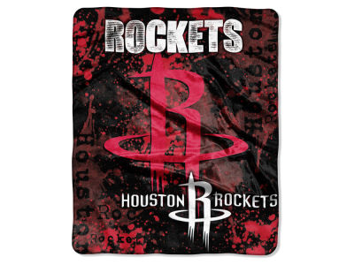 Houston Rockets Raschel 50x60 Shadow Throw