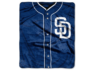 San Diego Padres Raschel 50x60 Strike Throw