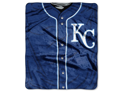 Kansas City Royals Raschel 50x60 Strike Throw