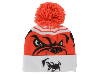 Cleveland Browns New Era NFL Logo Whiz Pom Knit
