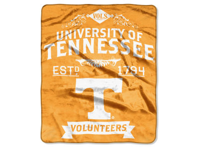 Tennessee Volunteers Raschel 50x60 Rebel Throw