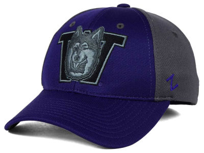 Washington Huskies Zephyr NCAA Monsoon Flex Hat