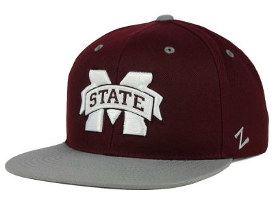 Mississippi State Bulldogs Zephyr NCAA Z11 Snapback Hat