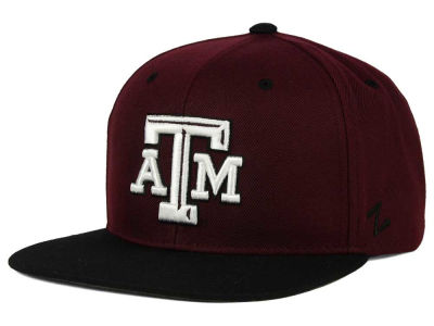 Texas A&M Aggies Zephyr NCAA Z11 Snapback Hat