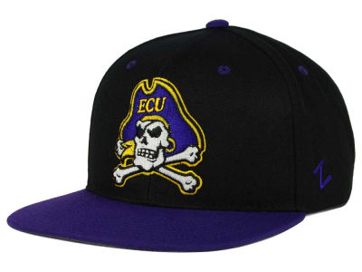 East Carolina Pirates Zephyr NCAA Z11 Snapback Hat