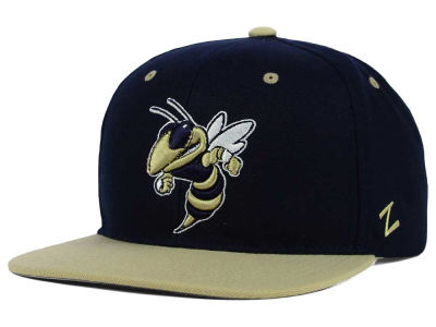 Georgia-Tech Zephyr NCAA Z11 Snapback Hat