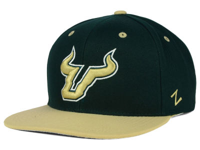 South Florida Bulls Zephyr NCAA Z11 Snapback Hat