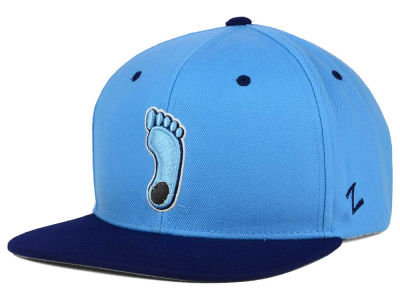 North Carolina Tar Heels Zephyr NCAA Z11 Snapback Hat