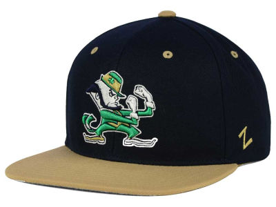 Notre Dame Fighting Irish Zephyr NCAA Z11 Snapback Hat