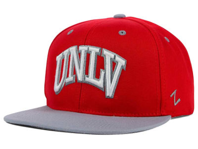 UNLV Runnin Rebels Zephyr NCAA Z11 Snapback Hat
