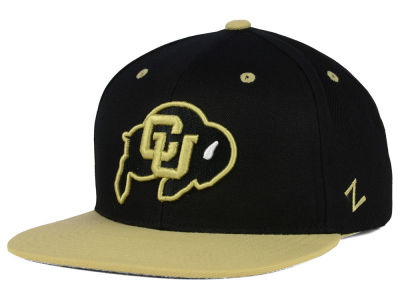 Colorado Buffaloes Zephyr NCAA Z11 Snapback Hat