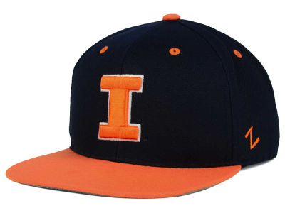 Illinois Fighting Illini Zephyr NCAA Z11 Snapback Hat
