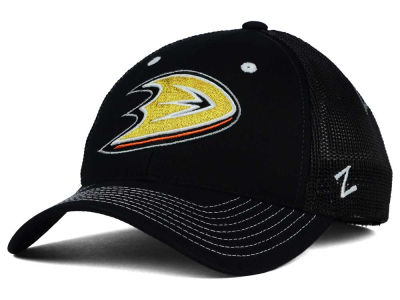 Anaheim Ducks Zephyr NHL Screenplay Flex Hat