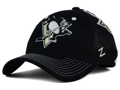Pittsburgh Penguins Zephyr NHL Screenplay Flex Hat
