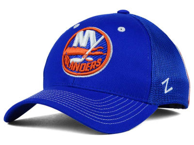 New York Islanders Zephyr NHL Screenplay Flex Hat