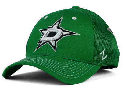 Dallas Stars Zephyr NHL Screenplay Flex Hat