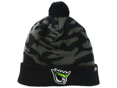 Edmonton Oil Kings '47 NHL Twenty Nine Youth Cuffed Pom Knit