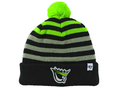 Edmonton Oil Kings '47 NHL Bobble Kids Dog Ears Knit
