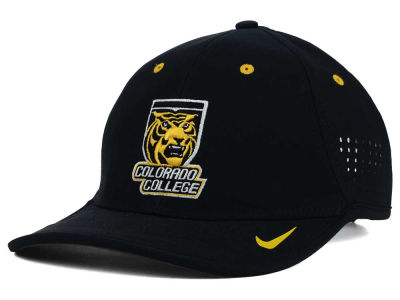 Colorado College Tigers NCAA Coaches Cap
