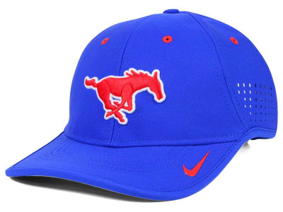 Southern Methodist Mustangs NCAA Coaches Cap